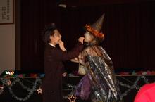 チーム「Halloween」のデートは何やら怪しげな雰囲気が・・・